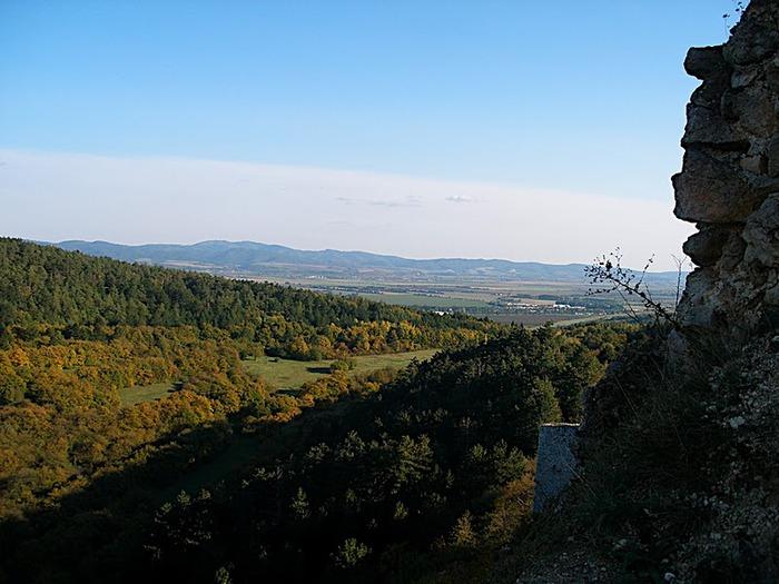 Чахтицкий замок (Cachtice castle) -замок Кровавой Графини. 44202