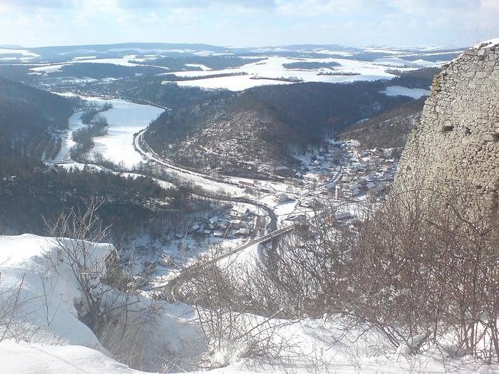 Чахтицкий замок (Cachtice castle) -замок Кровавой Графини. 55062