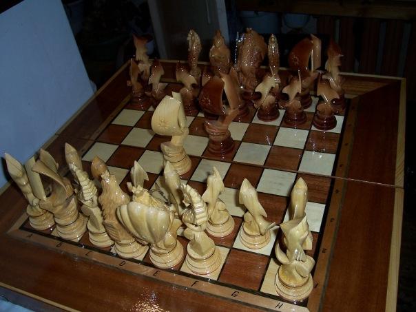 Морские шахматы