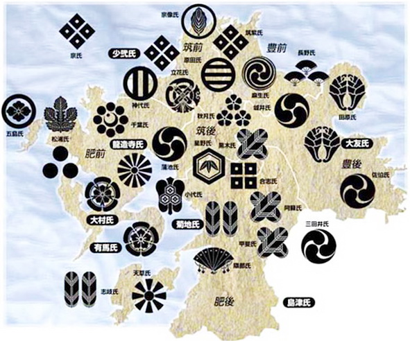 образцы семейных гербов