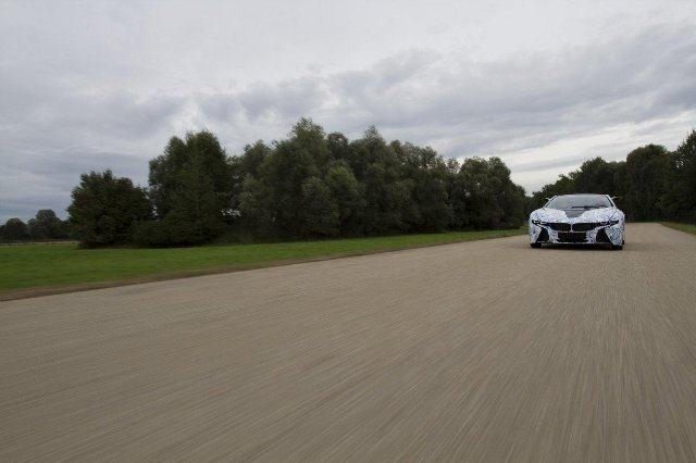 BMW Vision EfficientDynamics под  гжель 12