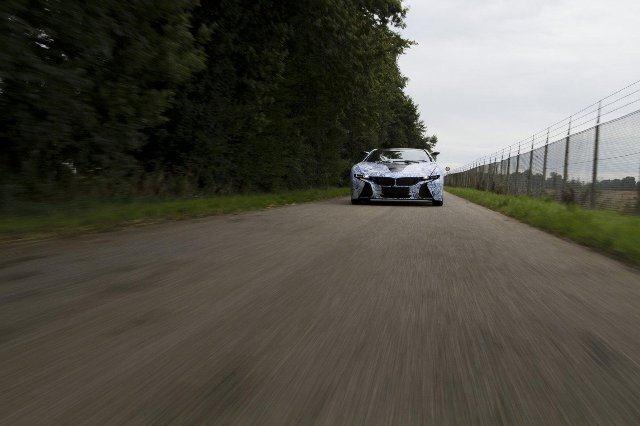 BMW Vision EfficientDynamics под  гжель 20