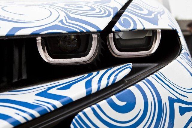 BMW Vision EfficientDynamics под  гжель 21