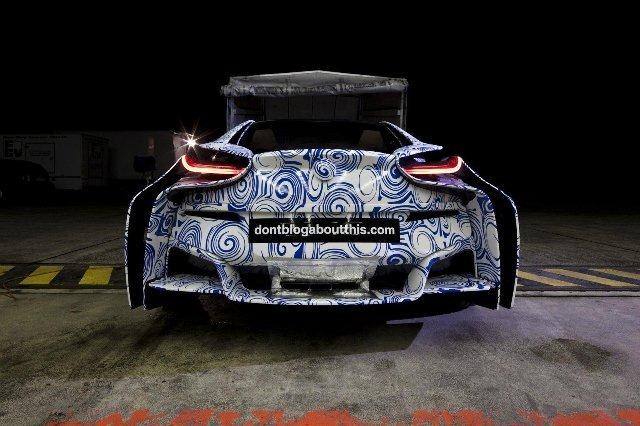 BMW Vision EfficientDynamics под  гжель 26