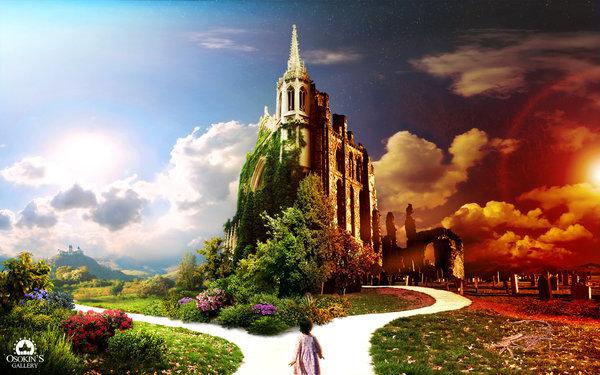 Текст третьего Фатимского пророчества