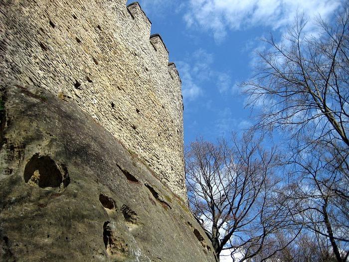 Кокоржин - cредневековый чешский замок 94905
