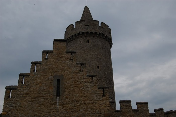 Кокоржин - cредневековый чешский замок 74957