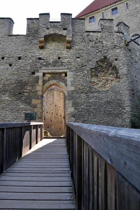 Кокоржин - cредневековый чешский замок 17177