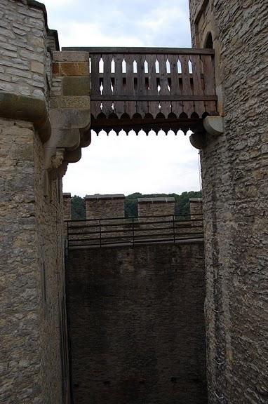 Кокоржин - cредневековый чешский замок 77027