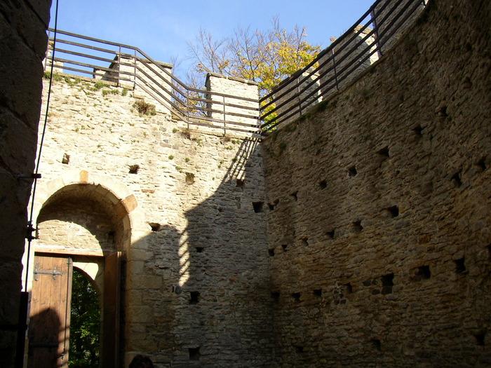 Кокоржин - cредневековый чешский замок 77888