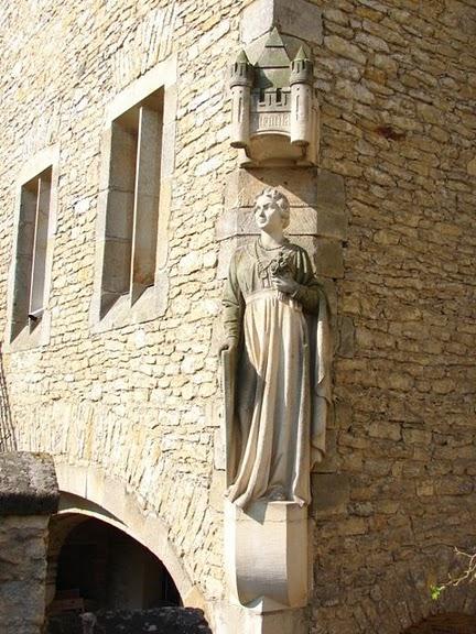 Кокоржин - cредневековый чешский замок 60728