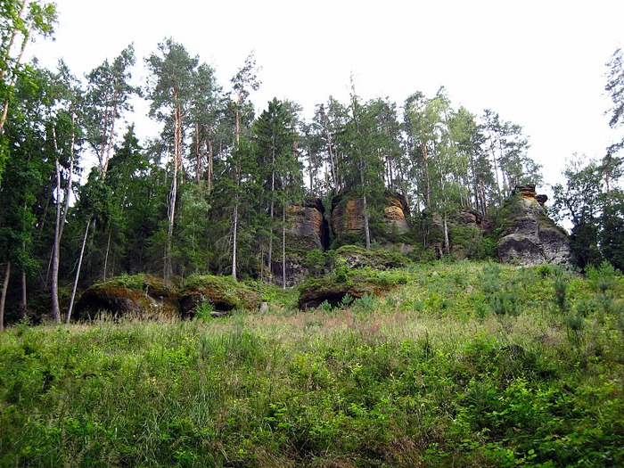 Кокоржин - cредневековый чешский замок 59465