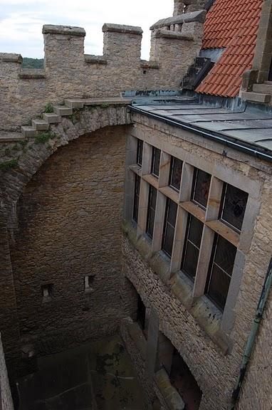 Кокоржин - cредневековый чешский замок 77272
