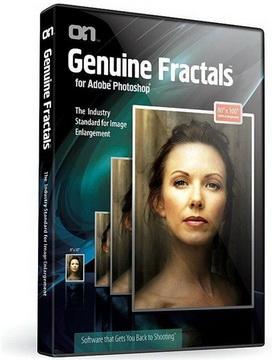 Плагин Genuine Fractals Pro 6.05 - 1000 кратное увеличение изображений без потерь