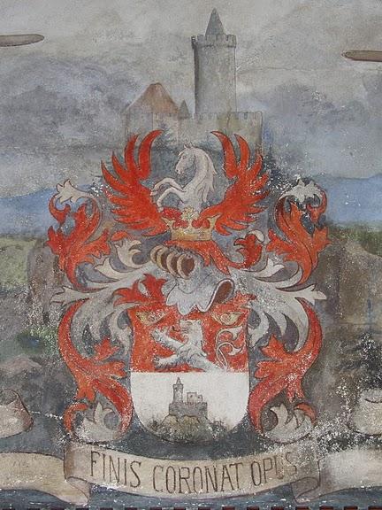 Кокоржин - cредневековый чешский замок 47181