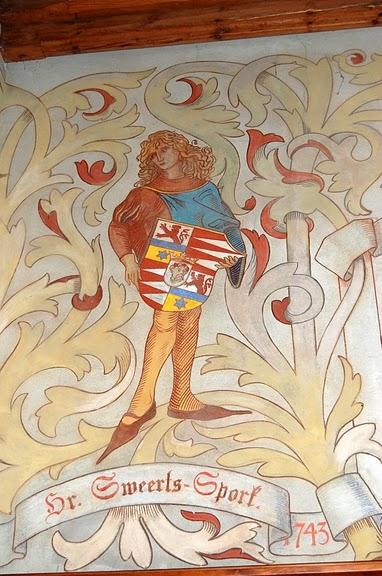 Кокоржин - cредневековый чешский замок 40852