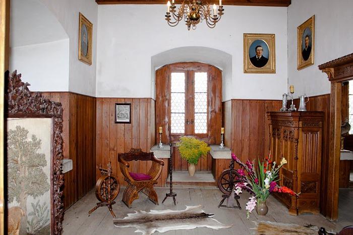 Кокоржин - cредневековый чешский замок 43130