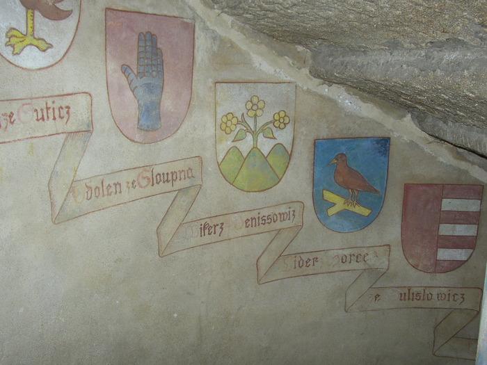 Кокоржин - cредневековый чешский замок 42339