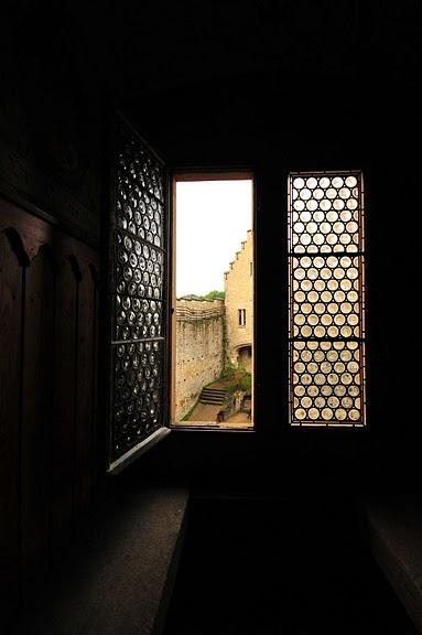 Кокоржин - cредневековый чешский замок 24079