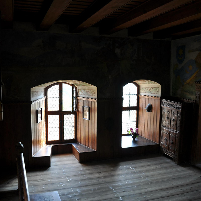 Кокоржин - cредневековый чешский замок 18318