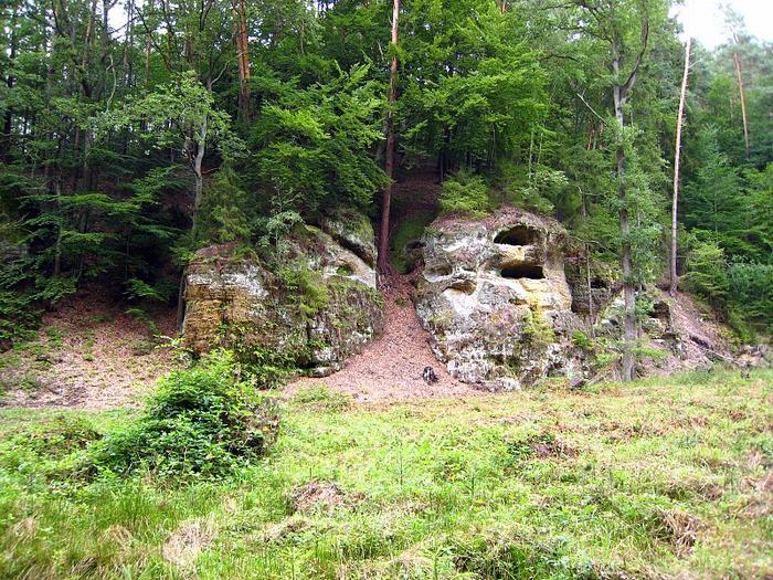 Кокоржин - cредневековый чешский замок 67382
