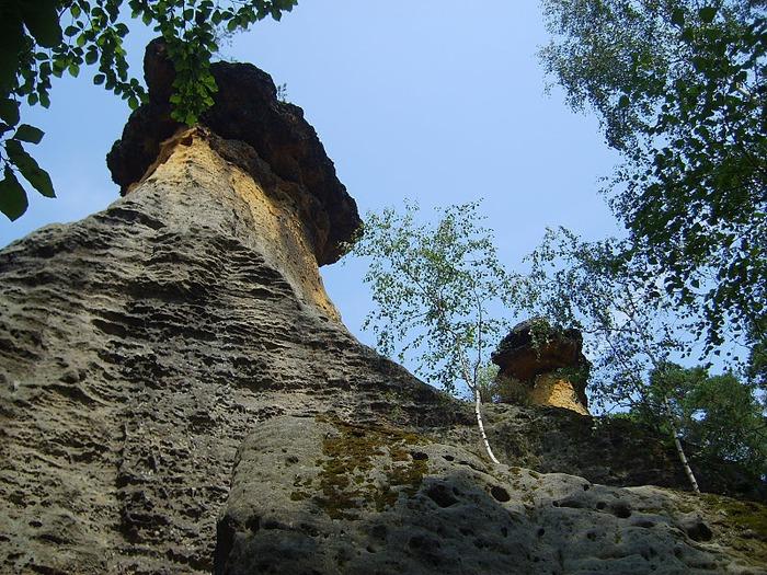 Кокоржин - cредневековый чешский замок 99164