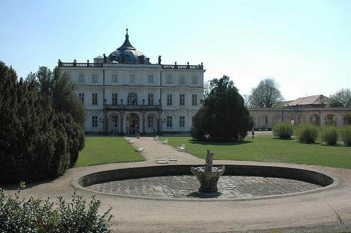 Плосковице (Ploskovice) - замок 99102