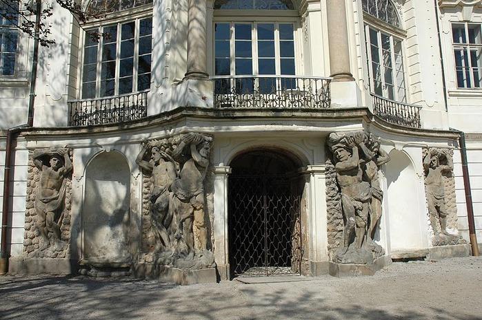 Плосковице (Ploskovice) - замок 89842