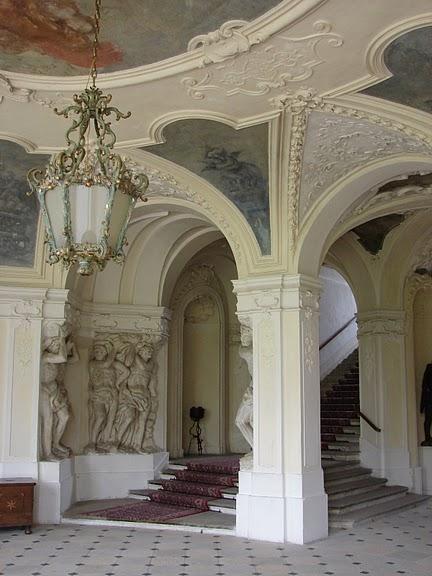 Плосковице (Ploskovice) - замок 68647