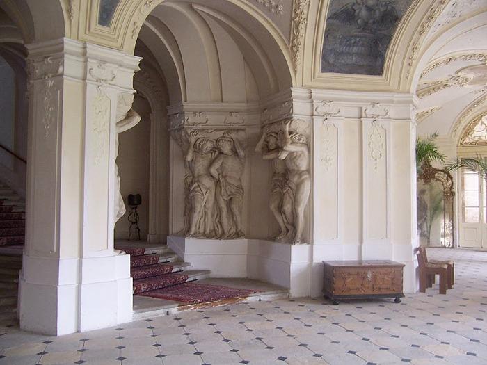 Плосковице (Ploskovice) - замок 39588