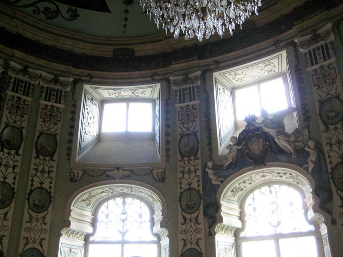 Плосковице (Ploskovice) - замок 68775