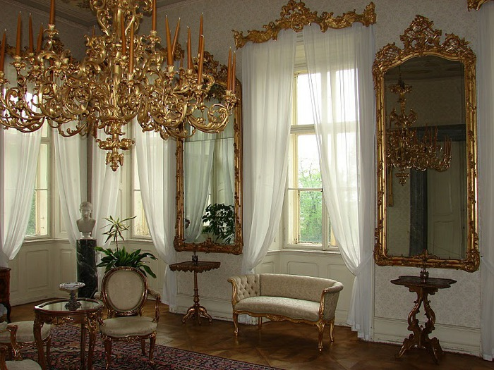 Плосковице (Ploskovice) - замок 21794