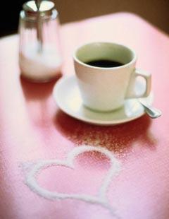 кофе с сердечком (240x310, 9 Kb)