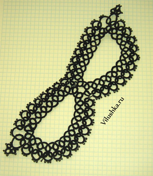 craft lessons: lace fan! tatting tutorial