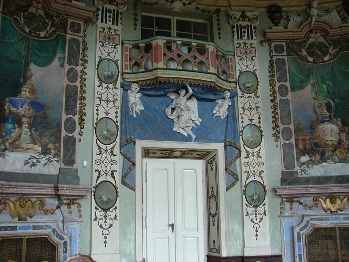 Плосковице (Ploskovice) - замок 91041