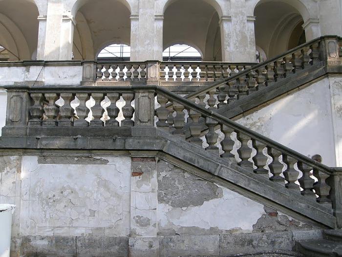 Плосковице (Ploskovice) - замок 39907