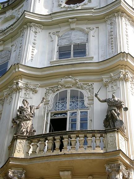 Плосковице (Ploskovice) - замок 92114