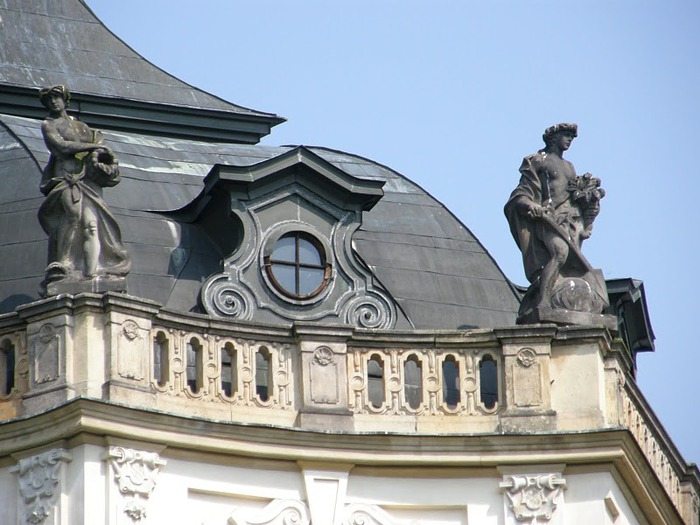 Плосковице (Ploskovice) - замок 27167