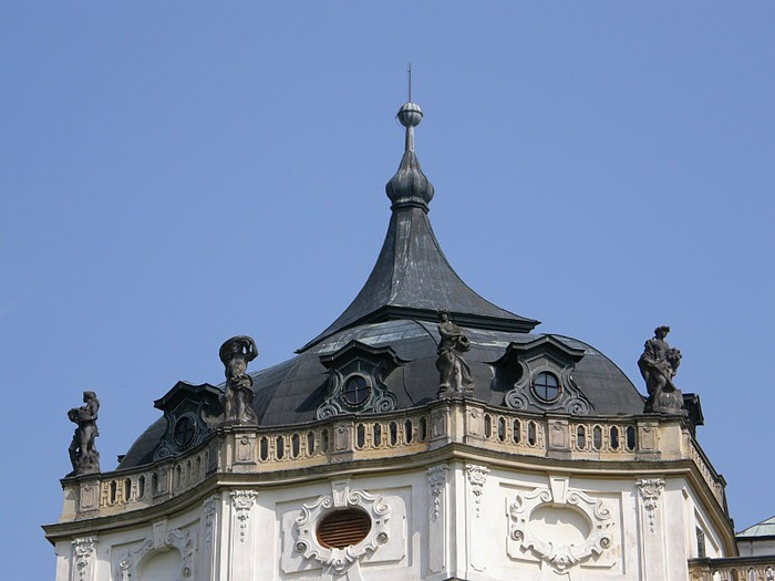 Плосковице (Ploskovice) - замок 25047