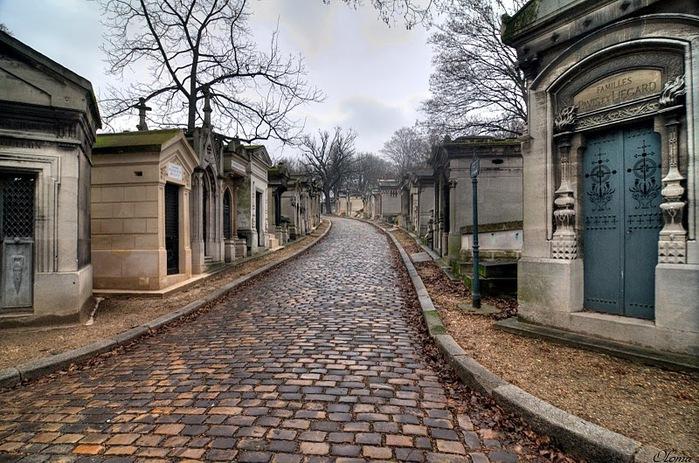 Кладбище Пер-Лашез 11898