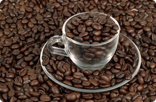 С чашечки кофе начинается утро
