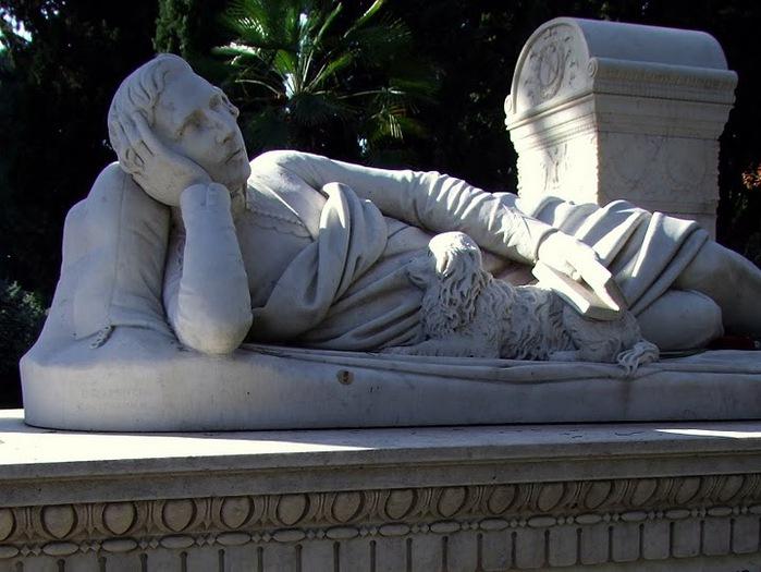 10 интереснейших кладбищ Европы 44863