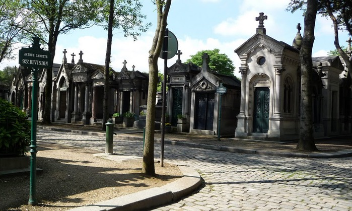 Кладбище Пер-Лашез 82175
