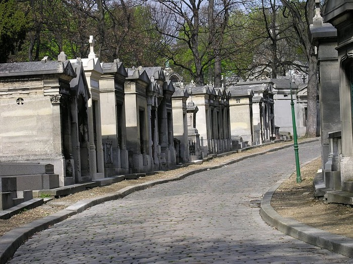 Кладбище Пер-Лашез 52554