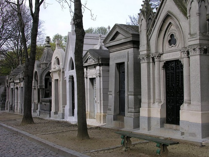 Кладбище Пер-Лашез 75994