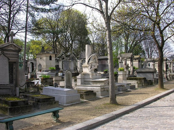 Кладбище Пер-Лашез 44682