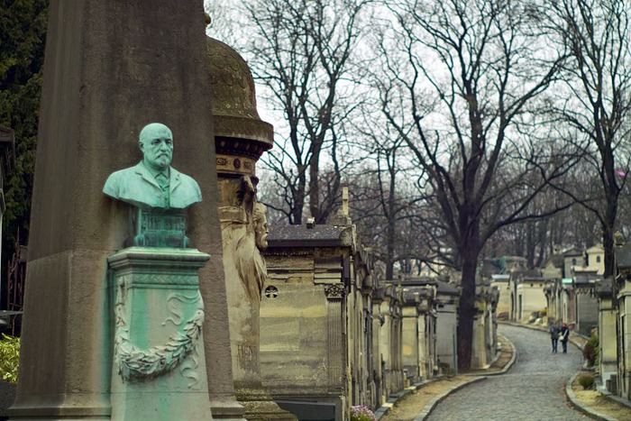 Кладбище Пер-Лашез 46546