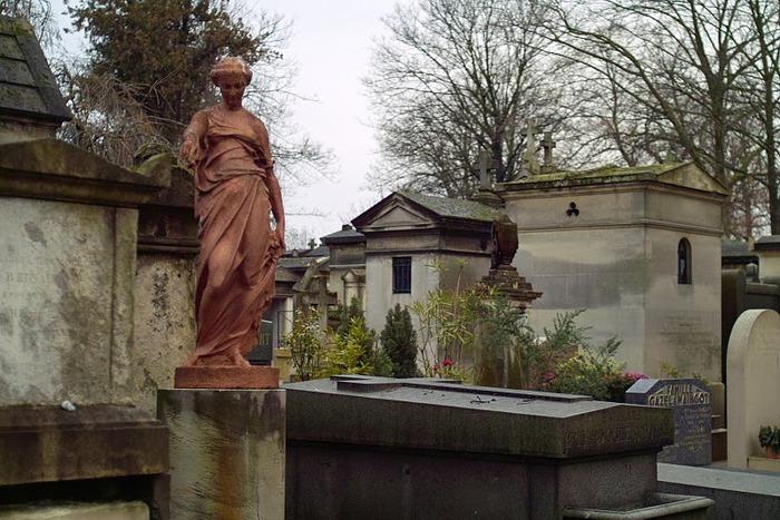 Кладбище Пер-Лашез 14143