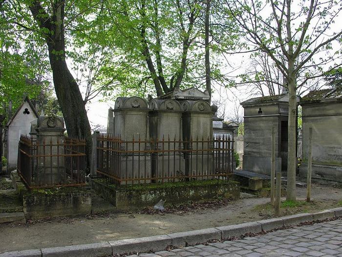 Кладбище Пер-Лашез 34283