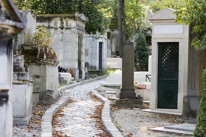 Кладбище Пер-Лашез 13115